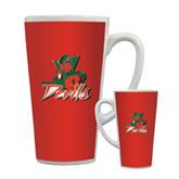 State Full Color Latte Mug 17oz-Devils