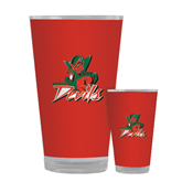 State Full Color Glass 17oz-Devils