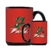 State Full Color Black Mug 15oz-Devils