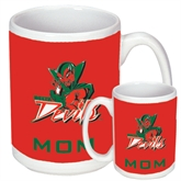 State Mom Full Color White Mug 15oz-Devils