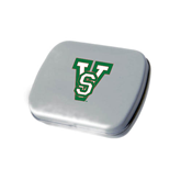 State Silver Rectangular Peppermint Tin-VS