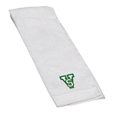 State White Golf Towel-VS