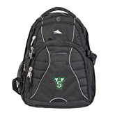 State High Sierra Swerve Black Compu Backpack-VS