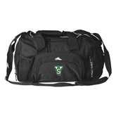 State High Sierra Black Switch Blade Duffel-VS