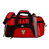 State High Sierra Red/Black Switch Blade Duffel-VS