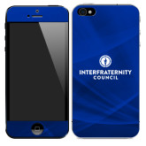 iPhone 5/5s/SE Skin-Primary Logo Centered