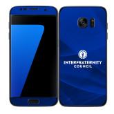 Samsung Galaxy S7 Edge Skin-Primary Logo Centered