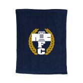Navy Rally Towel-NICFC