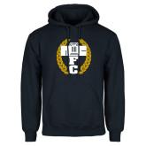 Navy Fleece Hoodie-NICFC