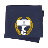 Navy Sweatshirt Blanket-NICFC