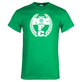 Kelly Green T Shirt-NICFC