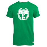 Russell Kelly Green Essential T Shirt-NICFC