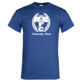 Royal T Shirt-Personalized Fraternity Name Script