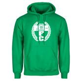 Kelly Green Fleece Hoodie-NICFC