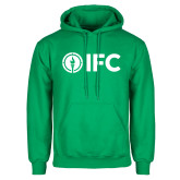 Kelly Green Fleece Hoodie-IFC