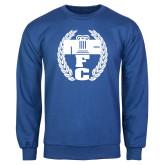 Royal Fleece Crew-NICFC