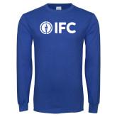 Royal Long Sleeve T Shirt-IFC