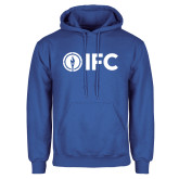 Royal Fleece Hoodie-IFC