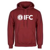 Cardinal Fleece Hoodie-IFC