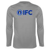Performance Steel Longsleeve Shirt-IFC