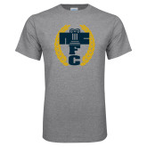 Grey T Shirt-NICFC