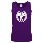 Purple Tank Top-NICFC