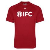 Under Armour Cardinal Tech Tee-IFC