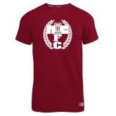 Russell Cardinal Essential T Shirt-NICFC