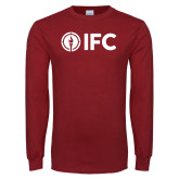 Cardinal Long Sleeve T Shirt-IFC