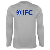 Performance Platinum Longsleeve Shirt-IFC