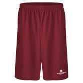 Performance Classic Cardinal 9 Inch Short-Primary Logo Centered