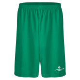Performance Classic Kelly Green 9 Inch Short-Primary Logo Centered