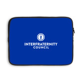 13 inch Neoprene Laptop Sleeve-Primary Logo Centered