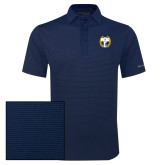 Columbia Navy Omni Wick Sunday Golf Polo-NICFC