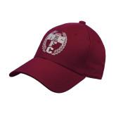 Maroon Heavyweight Twill Pro Style Hat-NICFC