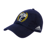 Adidas Navy Slouch Unstructured Low Profile Hat-NICFC