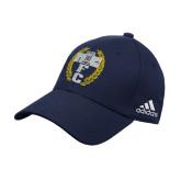 Adidas Navy Structured Adjustable Hat-NICFC