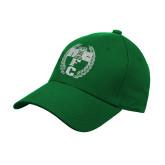 Kelly Green Heavyweight Twill Pro Style Hat-NICFC