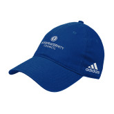 Adidas Royal Slouch Unstructured Low Profile Hat-Primary Logo Centered