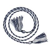 Navy/White Graduation Honor Cord-NICFC
