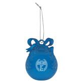 Royal Bulb Ornament-NICFC  Engraved