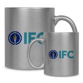 Full Color Silver Metallic Mug 11oz-IFC