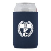 Collapsible Navy Can Holder-NICFC