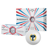 Callaway Supersoft Golf Balls 12/pkg-NICFC