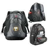Wenger Swiss Army Tech Charcoal Compu Backpack-NICFC