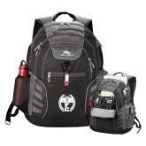 High Sierra Big Wig Black Compu Backpack-NICFC