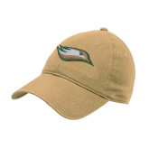 Vegas Gold Twill Unstructured Low Profile Hat-Nighthawk