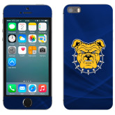 iPhone 5/5s Skin-Bulldog Head