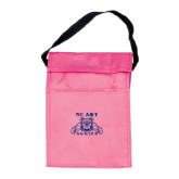 Koozie Pink Lunch Sack-NC A&T Aggies
