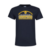Youth Navy T Shirt-2017 Celebration Bowl